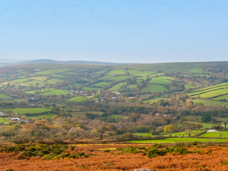 dartmoor valley